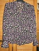 M&S koszulowa bluzka dla puszystej 46 48