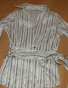 ZARA Wizytowa Elegancka Bluzka M