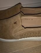 Nowe brązowe buty 39...