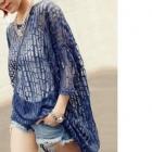 Modna asymetryczna bluzka S M L