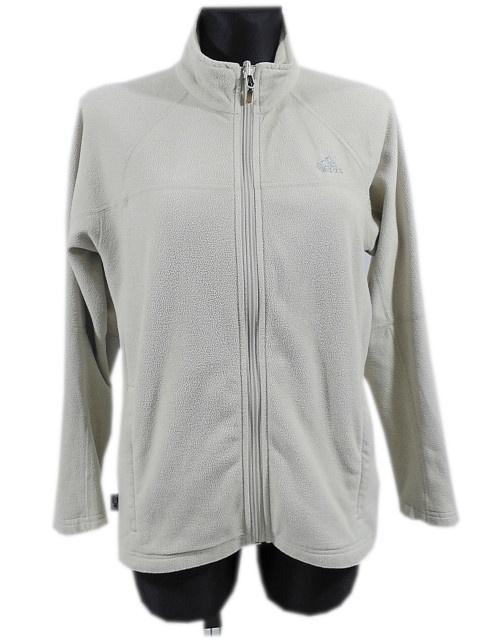 Adidas bluza polar rozpinana damska rozm L do XL