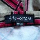 Super spódniczka TITA CONCHI rozm M sztruksowa BDB
