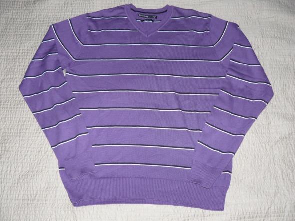 Sweterek męski Reserved jak nowy L...