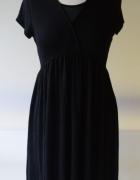 Sukienka Czarna Siateczka Pracy Lindex S 36...