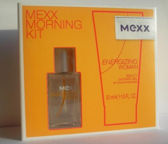 Damski komplet woda toaletowa i żel pod prysznic Mexx Morning kit