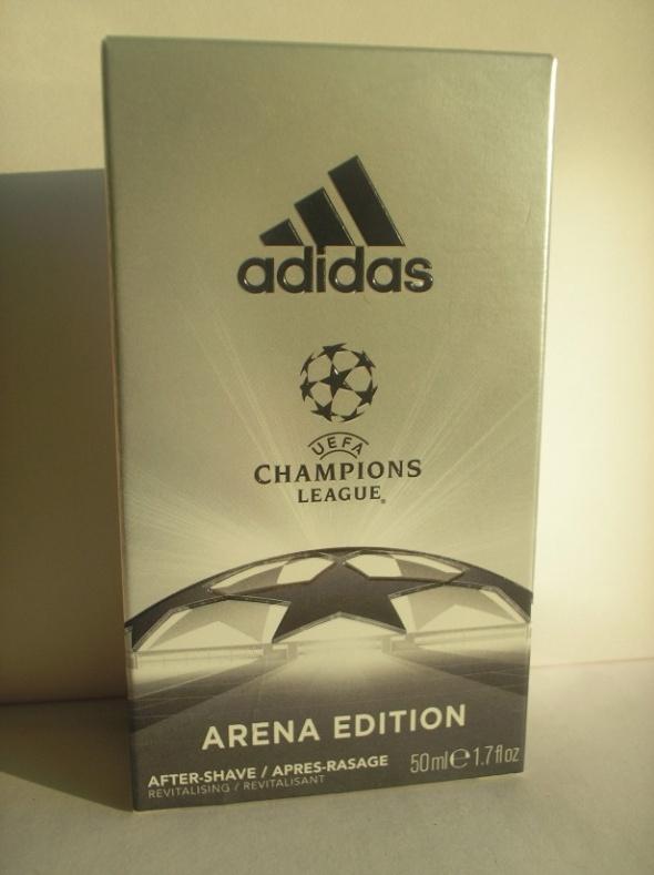 Męski płyn po goleniu Adidas ARENA edition UEFA Champions Leagu...
