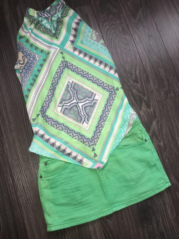 Promod plus Fishbone komplet spódniczka i bluzeczka...