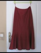 Spódnica w mieniącym się kolorze sesja zdjęciowa L...