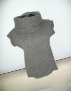 sweter kamizelka golf 100 proc wełna naturalna...