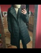 Czarny płaszcz Carry zimowy kurtka rozmiar XS...