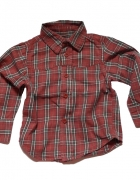 Koszula modna w kratke 68...