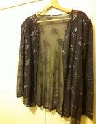 sukienka z narzutką...