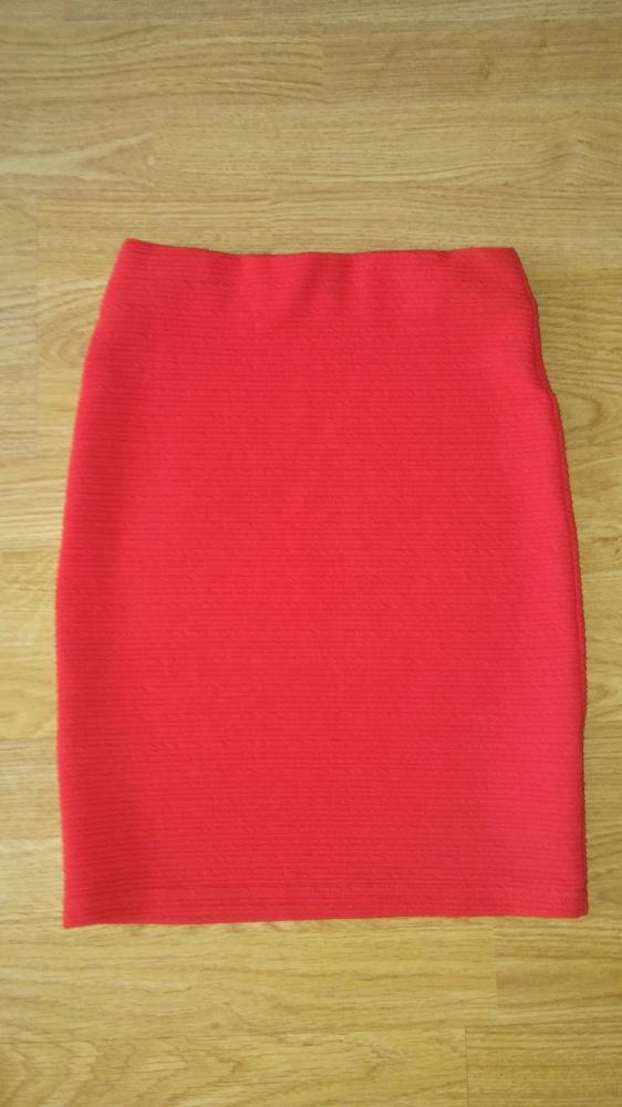 Spódnice Spódnica czerwona