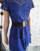 Koronkowa sukienka Missguided