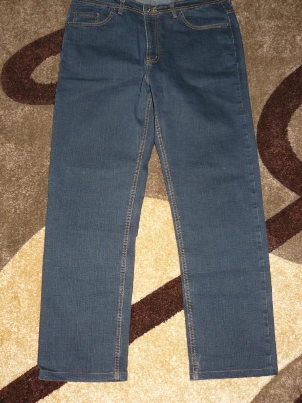 Spodnie meskie jeansowe VEGAS jak nowe