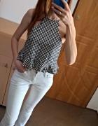 Bluzeczka crop top Zara...