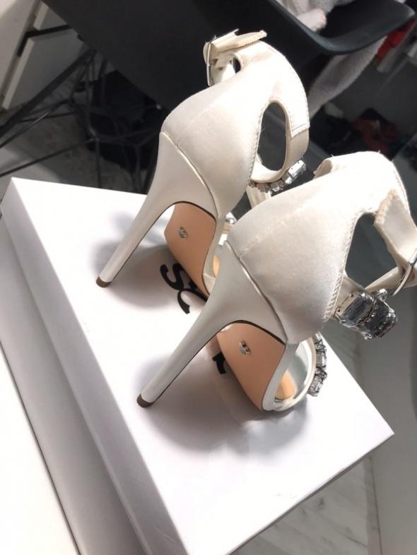Sandały szpilki Asos 37