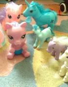 Koniki pony...