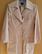 Nude trencz H&M 36 S...