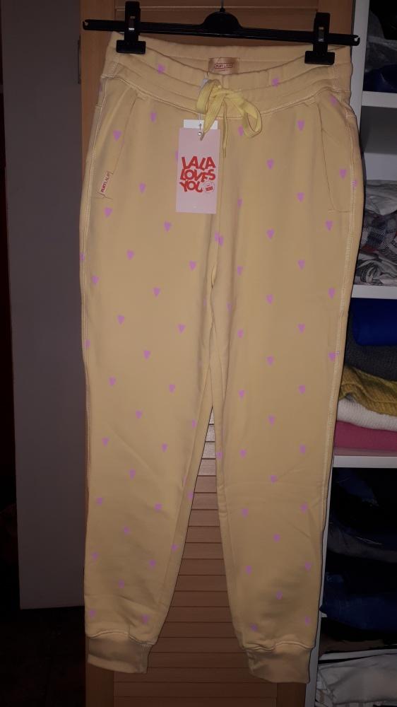 Nowe spodnie Plny Lala Hearts Travel Sunny...