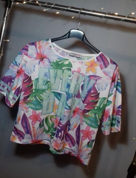 Bluzki Kolorowa bluzka Butik