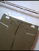 Eleganckie spodnie Mohito khaki