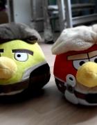 Nowe maskotki Angry Birds Star Wars...