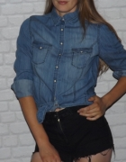 koszula jeansowa