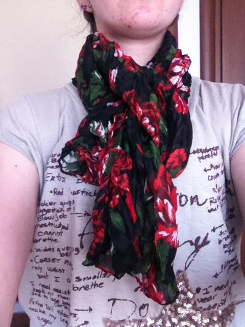 Chusty i apaszki new Modny duży szal kolorowa krata kwiaty chusta w