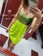 sukienka tuba M L AMISU...