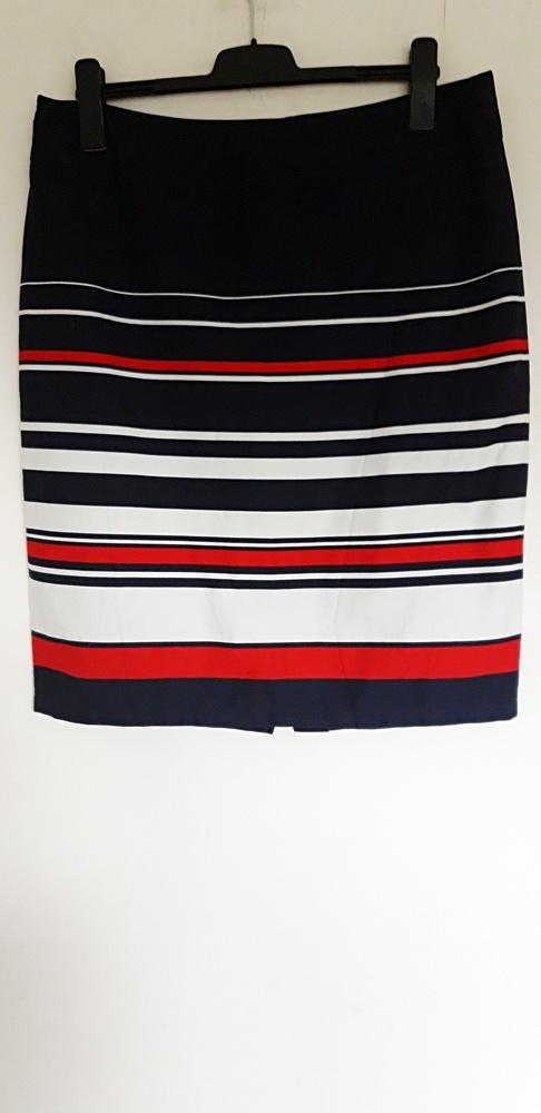 Spódnice spódnica marynarska 44