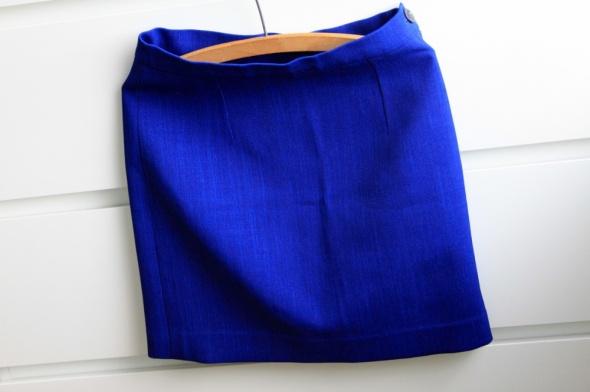 Spódnice śliczna granatowa spódniczka