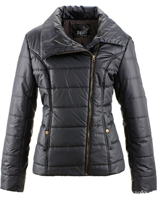 Odzież wierzchnia 40 L Rewelacyjna kurtka ramoneska pikowana