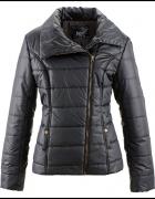 40 L Rewelacyjna kurtka ramoneska pikowana...