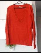 Camaieu rudy sweter...