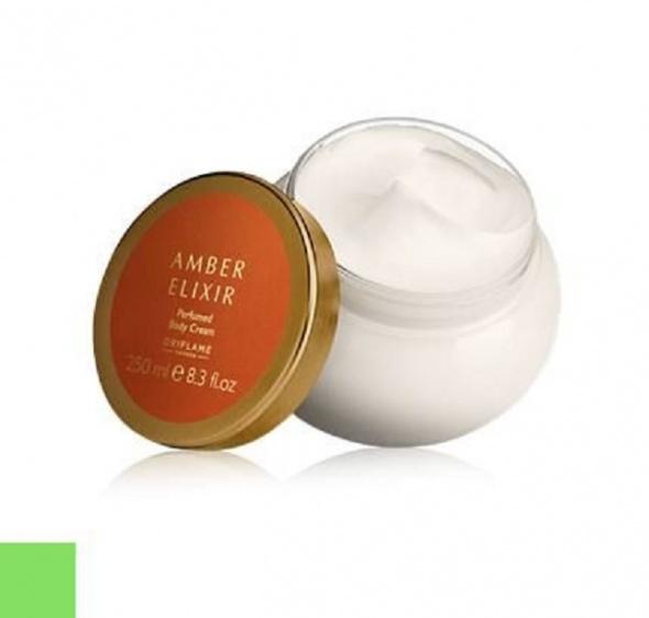Nowy balsam perfumowany Amber Elixir Oriflame