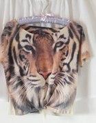 Krótki top wild z tygrysem tygrys tiger Atmosphere...