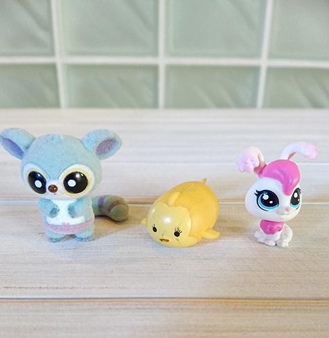 Zabawki Figurki 3 sztuki
