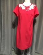 Sukienka nowa r46 kolor różowy...