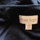 Phase Eight czarna bluzka top 40