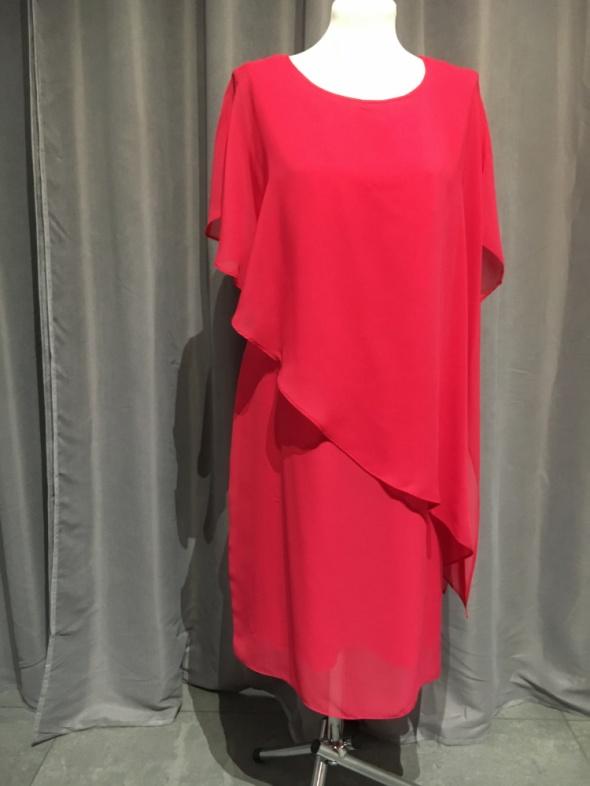 Sukienka nowa r46 różowy...