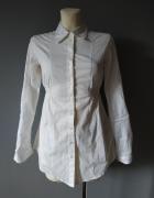 Biała bluzka koszulowa rozmiar XS...