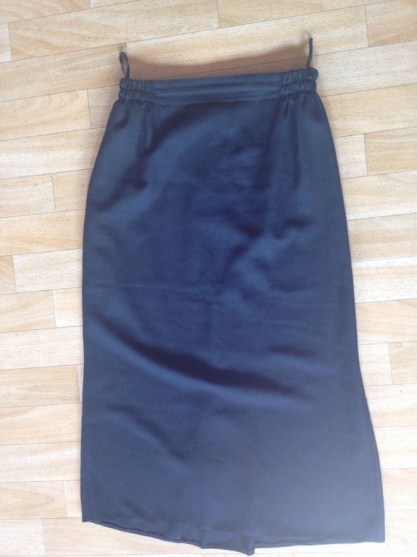 Spódnice długa czarna spódnica