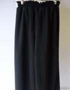 Spodnie Czarne Proste Nogawki 7 8 M 38 Sisters Point...