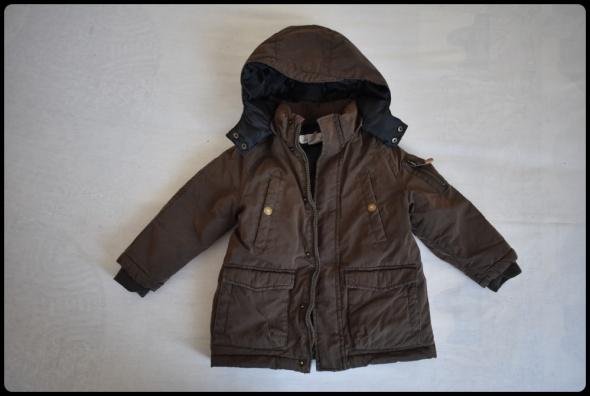 kurtka hm dla dzieci dla chlopca zimowa