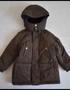 H&M kurtka zimowa dla dziecka 2 i 3 lata rozmiar 98 ciepła...
