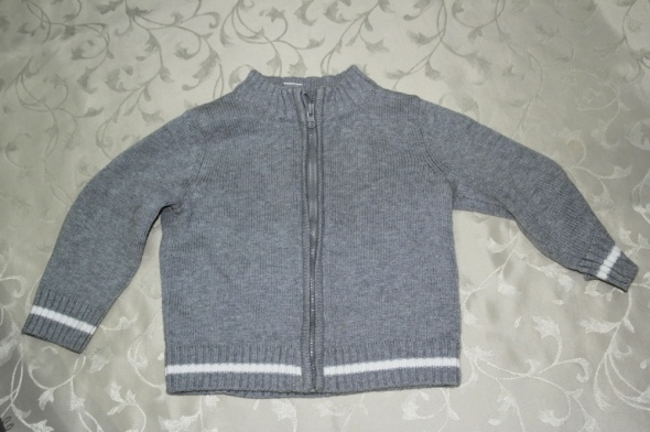 Pozostałe Sweterek szary 80