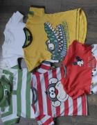 Next Cherokee Myszka Miki bluzeczki 86 98...