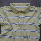 Polo koszulka w pasy 98