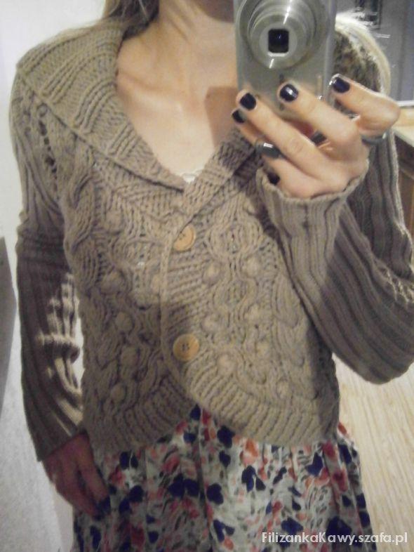 Swetry sweter Troll